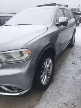 2014 Dodge Durango for sale at El Rancho Auto Sales in Marshall MN