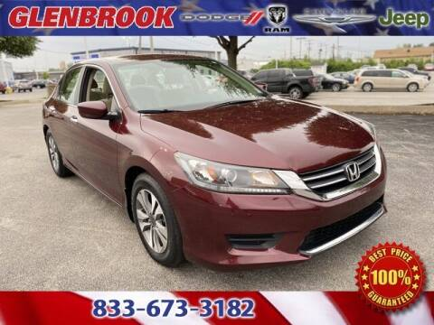 2013 Honda Accord for sale at Glenbrook Dodge Chrysler Jeep Ram and Fiat in Fort Wayne IN