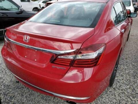 2016 Honda Accord for sale at Cj king of car loans/JJ's Best Auto Sales in Troy MI