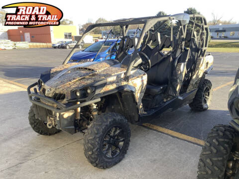 2015 Can-Am Commander for sale at Road Track and Trail in Big Bend WI