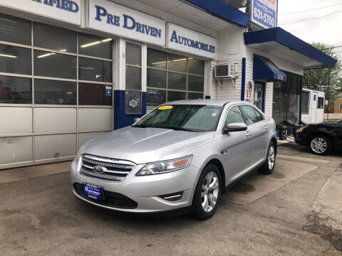 2010 Ford Taurus for sale at Jack E. Stewart's Northwest Auto Sales, Inc. in Chicago IL