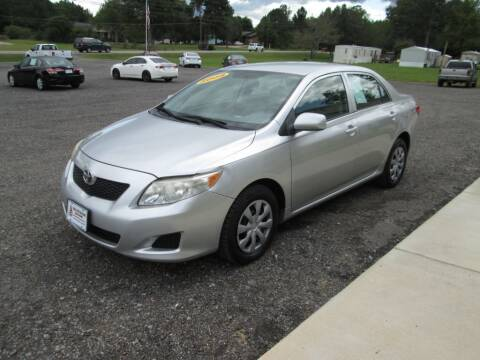 2009 Toyota Corolla for sale at B & B AUTO SALES INC in Odenville AL
