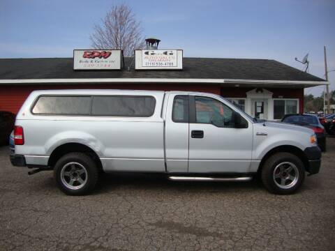 2007 Ford F-150 for sale at G and G AUTO SALES in Merrill WI