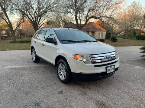 2010 Ford Edge for sale at CARWIN MOTORS in Katy TX