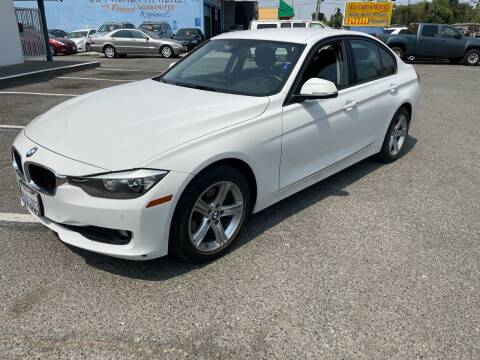 2015 BMW 3 Series for sale at All Cars & Trucks in North Highlands CA