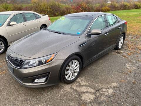 2014 Kia Optima for sale at Hillside Motors in Campbell NY