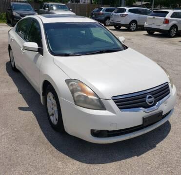 2008 Nissan Altima for sale at Apex Auto SA in San Antonio TX