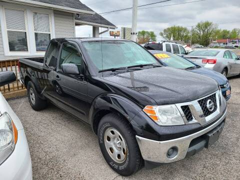 2010 Nissan Frontier for sale at The Car Store Saint Charles in Saint Charles MO