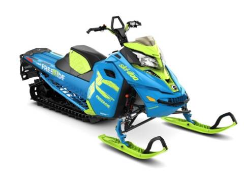 2017 Ski-Doo Freeride® 146 Manual Star for sale at Road Track and Trail in Big Bend WI