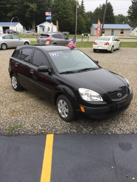 2009 Kia Rio5 for sale in Quincy, MI