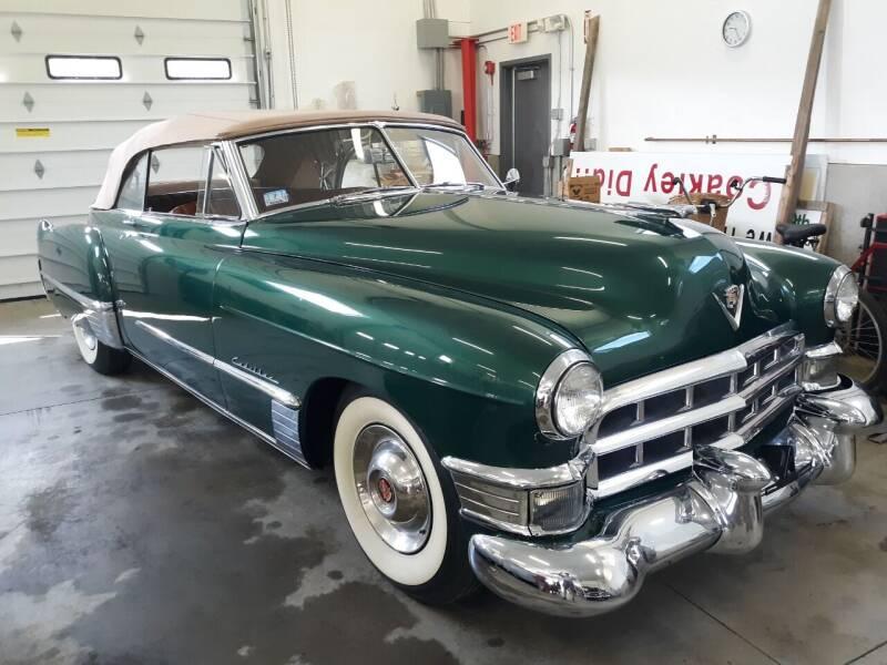 1949 Cadillac Eldorado for sale at CARuso Classic Cars in Tampa FL
