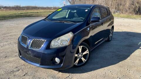 2010 Pontiac Vibe for sale at ROUTE 6 AUTOMAX in Markham IL