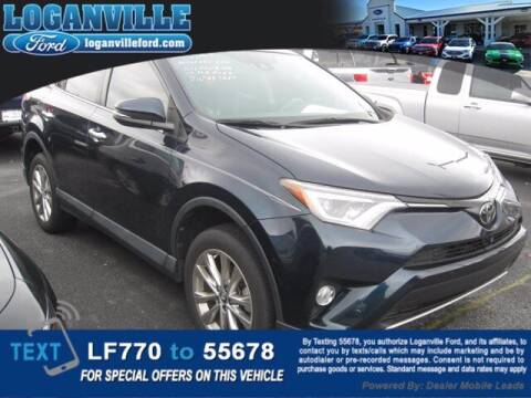 2018 Toyota RAV4 for sale at Loganville Ford in Loganville GA