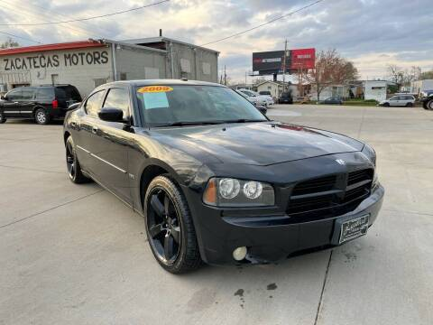 2009 Dodge Charger for sale at Zacatecas Motors Corp in Des Moines IA