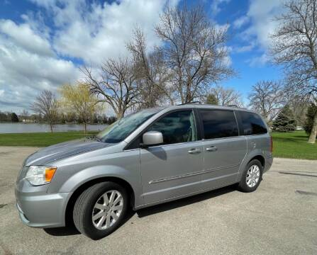 2014 Chrysler Town and Country for sale at Malecha's Auto Sales in Faribault MN