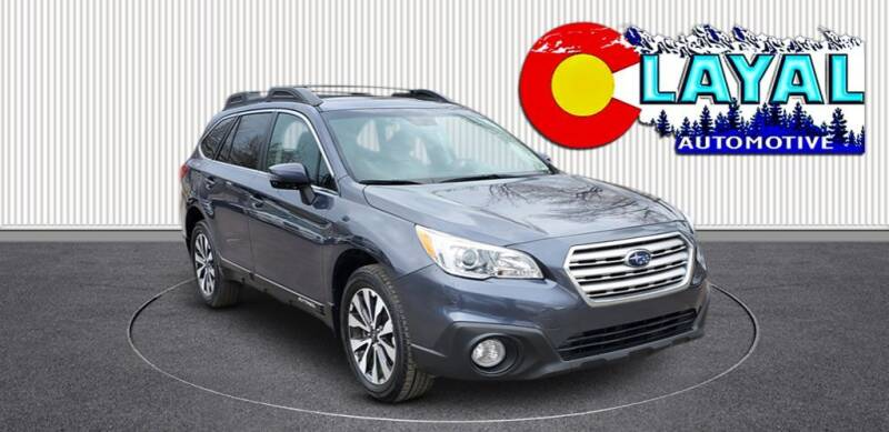 2016 Subaru Outback for sale at Layal Automotive in Englewood CO