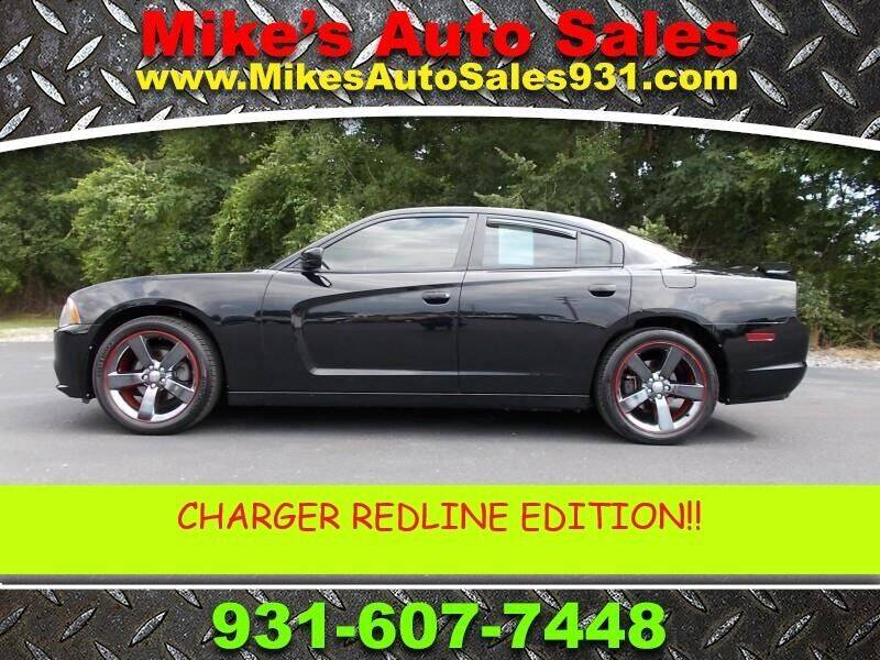 2014 Dodge Charger for sale at Mike's Auto Sales in Shelbyville TN