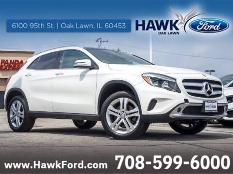2017 Mercedes-Benz GLA for sale at Hawk Ford of Oak Lawn in Oak Lawn IL
