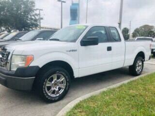 2011 Ford F-150 for sale at DAN'S DEALS ON WHEELS in Davie FL