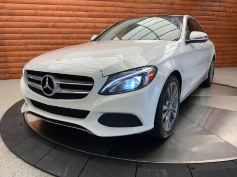 2016 Mercedes-Benz C-Class for sale at Dixie Motors in Fairfield OH