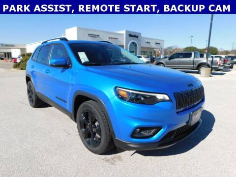 2021 Jeep Cherokee for sale at Stanley Chrysler Dodge Jeep Ram Gatesville in Gatesville TX