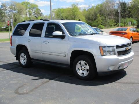 2010 Chevrolet Tahoe for sale at Plainfield Auto Sales, LLC in Plainfield WI