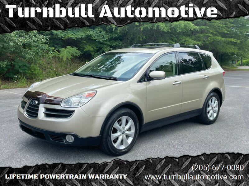 2007 Subaru B9 Tribeca for sale at Turnbull Automotive in Homewood AL