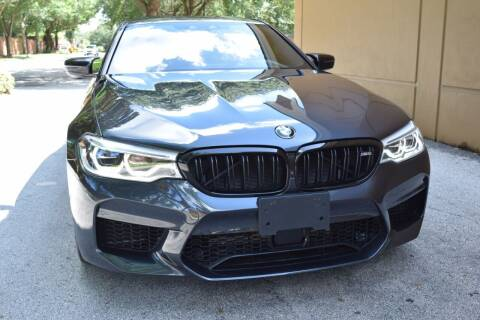 2019 BMW M5 for sale at Monaco Motor Group in Orlando FL
