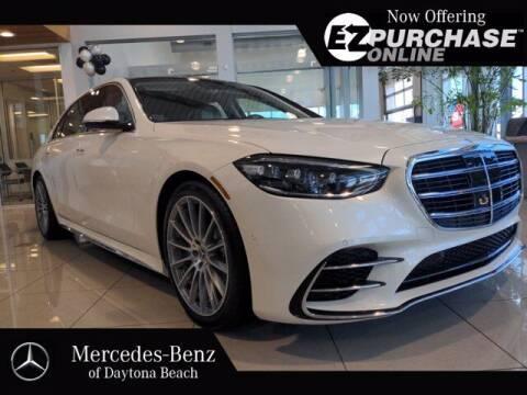 2021 Mercedes-Benz S-Class for sale at Mercedes-Benz of Daytona Beach in Daytona Beach FL