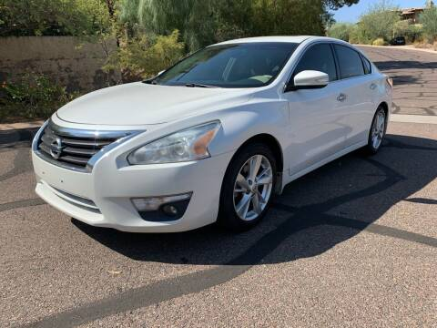 2013 Nissan Altima for sale at BUY RIGHT AUTO SALES in Phoenix AZ