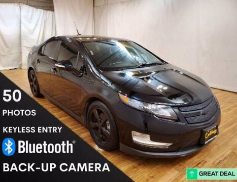 2013 Chevrolet Volt for sale at Car Vision Buying Center in Norristown PA