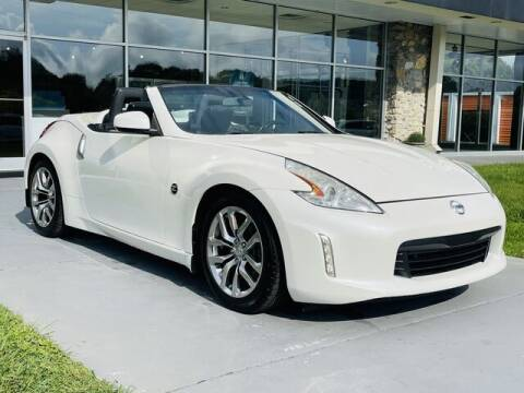 2014 Nissan 370Z for sale at RUSTY WALLACE CADILLAC GMC KIA in Morristown TN