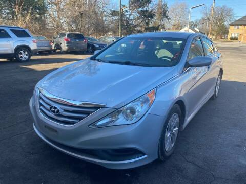 2014 Hyundai Sonata for sale at Right Place Auto Sales in Indianapolis IN