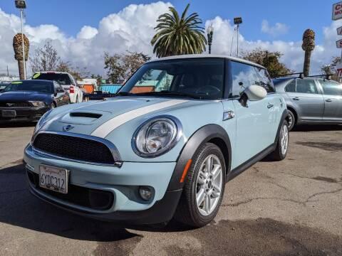 2013 MINI Hardtop for sale at Convoy Motors LLC in National City CA