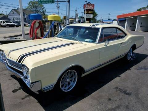 1965 Oldsmobile Eighty-Eight for sale at Classic Car Deals in Cadillac MI