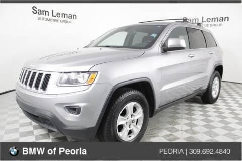 2015 Jeep Grand Cherokee for sale at BMW of Peoria in Peoria IL