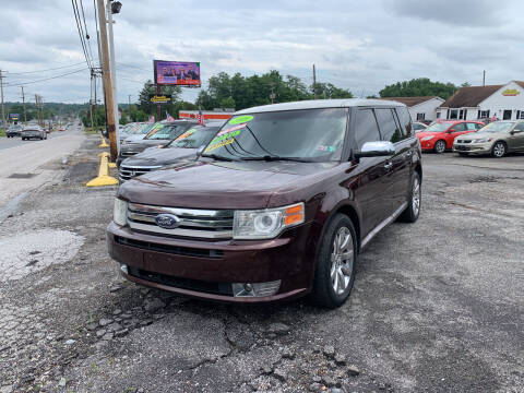 2009 Ford Flex for sale at Credit Connection Auto Sales Dover in Dover PA