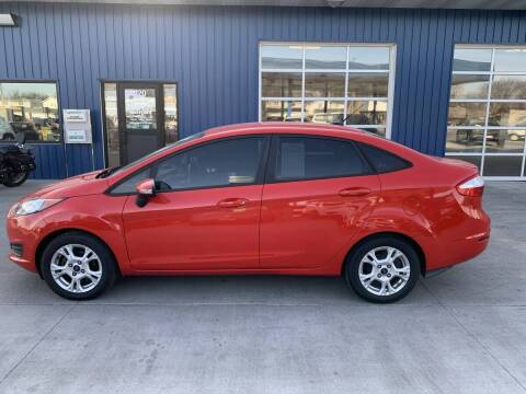 2015 Ford Fiesta for sale at Twin City Motors in Grand Forks ND