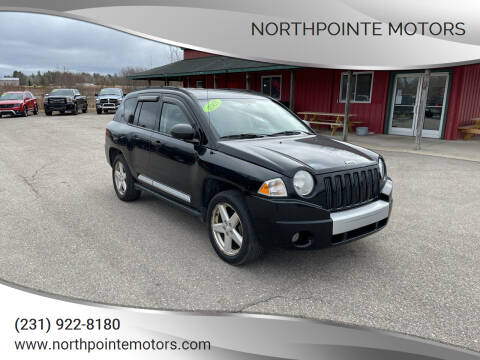 2007 Jeep Compass for sale at Northpointe Motors in Kalkaska MI