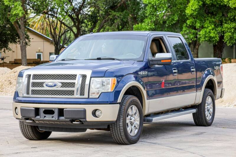 2010 Ford F-150 for sale at Easy Deal Auto Brokers in Hollywood FL