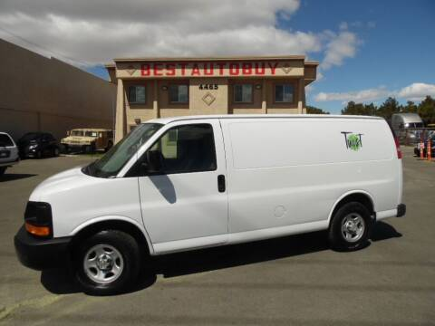 2007 Chevrolet Express Cargo for sale at Best Auto Buy in Las Vegas NV