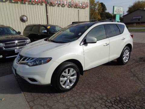 2014 Nissan Murano for sale at De Anda Auto Sales in Storm Lake IA
