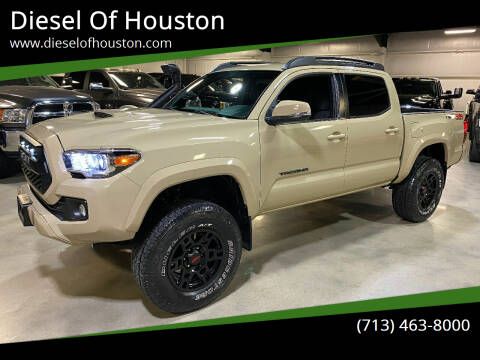 2017 Toyota Tacoma for sale at Diesel Of Houston in Houston TX