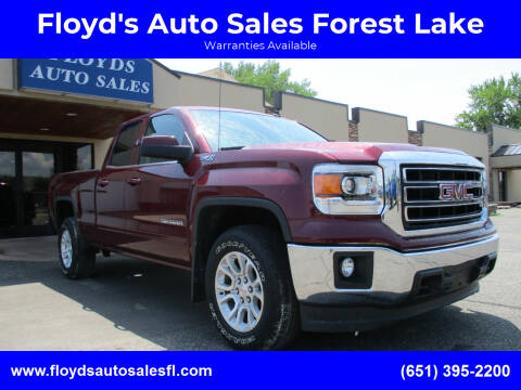 2014 GMC Sierra 1500 for sale at Floyd's Auto Sales Forest Lake in Forest Lake MN