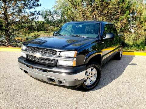 2005 Chevrolet Silverado 1500 for sale at Excalibur Auto Sales in Palatine IL