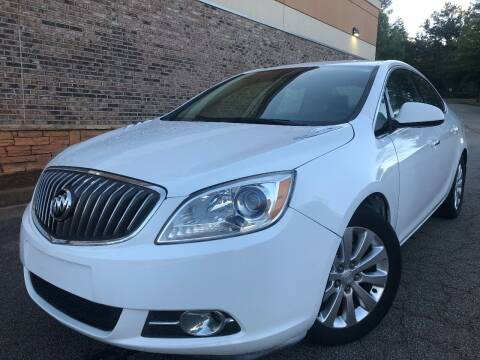 2013 Buick Verano for sale at Gwinnett Luxury Motors in Buford GA