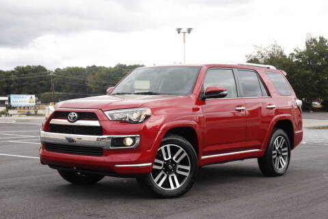 2014 Toyota 4Runner for sale at Auto Guia in Chamblee GA