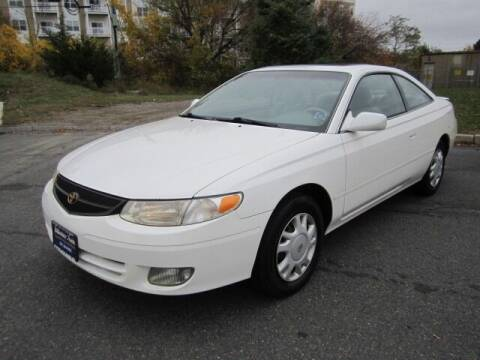 2000 Toyota Camry Solara for sale at Master Auto in Revere MA