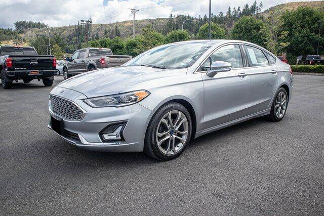 2020 Ford Fusion Hybrid for sale in Sumner, WA