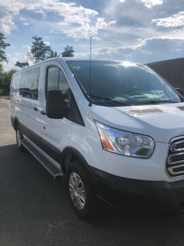 2019 Ford Transit Cargo for sale at Stikeleather Auto Sales in Taylorsville NC